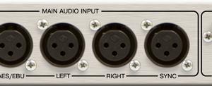 DB8008 DEVA Détecteur d'absence de modulation (silence) avec lecteurs de sauvegarde MP3 et audio IP