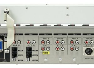 Oxygen-3 Console Audio Axel Technology