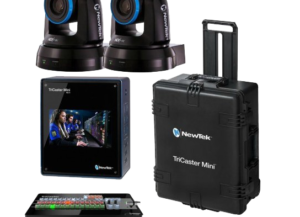 TriCaster Mini 4HDi NDI bundle