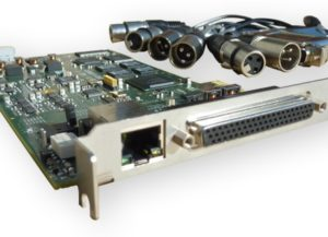 FIRST – Carte PCIe – Sound4