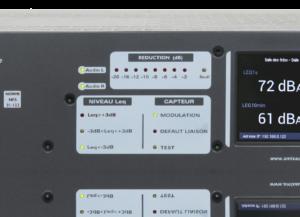 SNA50-3R – AMIX – Pack01 Limiteur Sonore Conforme à La Réglementation