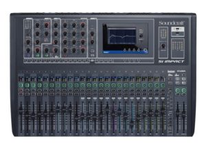 Console Soundcraft Si Impact