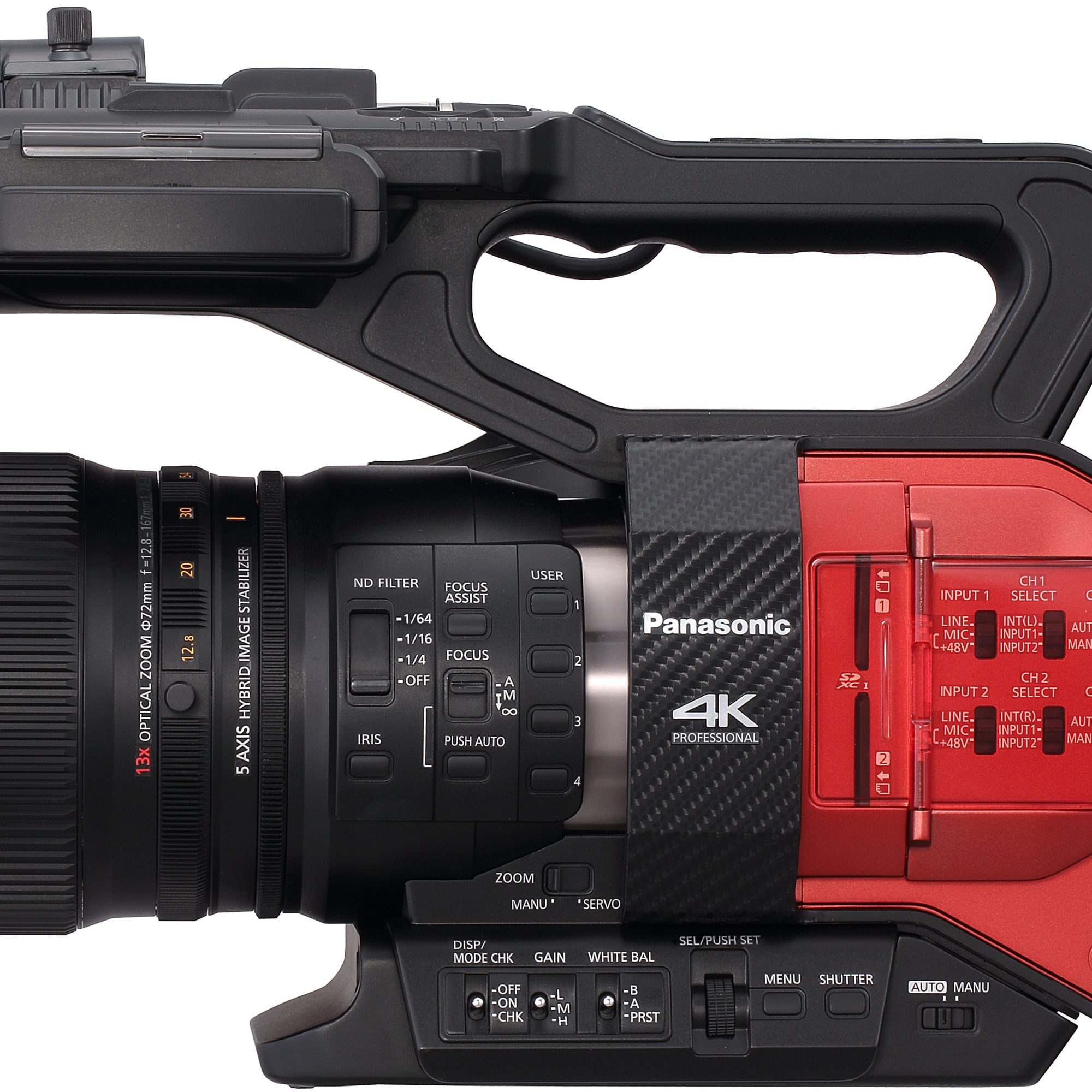 AG-DVX200 Panasonic