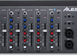 Mélangeur audio Alesis Multimix10