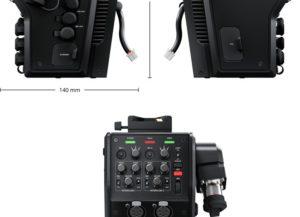 Caméra BLACKMAGIC Fiber converter