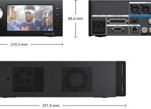 Studio fiber converter BLACKMAGIC
