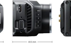 Camera BLACKMAGIC micro studio camera 4k