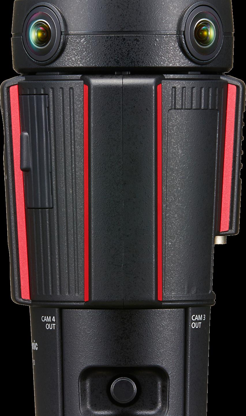 Camera Panasonic AW-360C10-AW-360B10