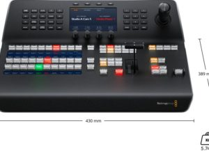 ATEM 1 M/E Advanced Panel Pupitre Mélangeur vidéo Blackmagicdesign