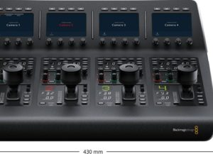 ATEM Camera control panel Commande vidéo Blackmagic Design