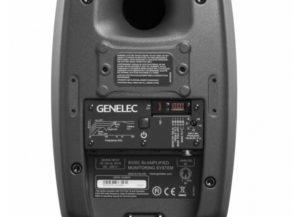 Studio Monitor Bi-amplifié 2 voies noir Genelec 8030CPM