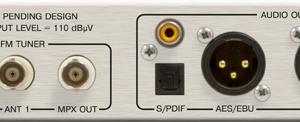 DB7000 DEVA Tuner de Ré émission avec connectivité TCP / IP