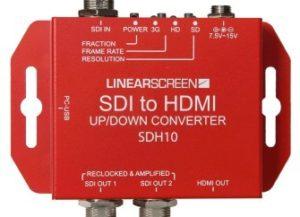 Convertisseur  LTV.SDH10 Linear Screen