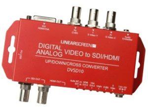 Convertisseur LTV.DVSD10 Linear Screen