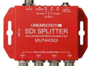 Convertisseur LTV.SPLIT4HDSDI Linear Screen
