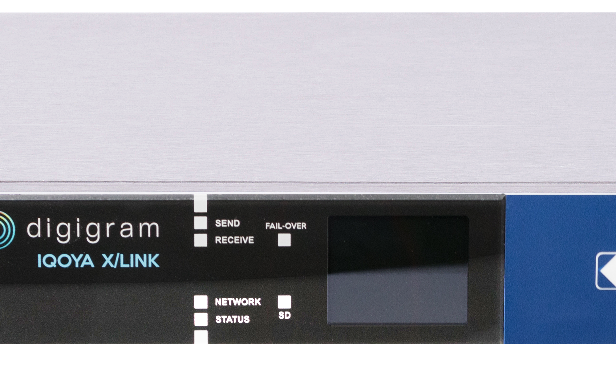 IQOYA X/LINK Digigram – Codec IP Audio
