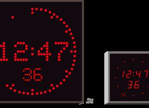 Wharton 4900N.05 Horloge Synchronisée NTP