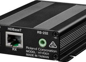 HT-RX01 Récepteur HDBaseT Roland