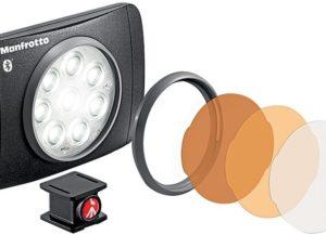 Torche LED Lumimuse 8 sans-fil Bluetooth