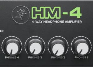 HM4 Ampli casques Mackie
