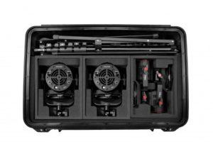 KIT D'ECLAIRAGE 411 Pro Plus (2-P360 Pro Plus, 2-P180E)