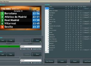 LiveCG Football SDI 2.0 NewTek