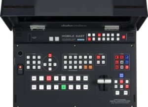 HS-1300 Datavideo Mélangeur vidéo tout en un portable HD