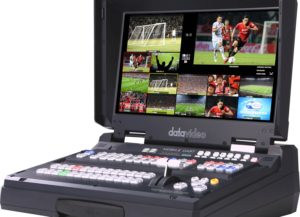 HS-3200 Datavideo 12 canaux HD Streaming et enregistrement