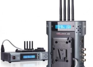 Kit Vidéo HF HD/SDI Portée 1000m + Tally/Intercom