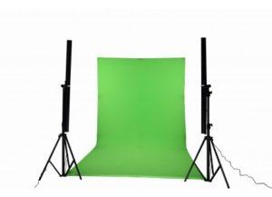 Fond Studio Vert