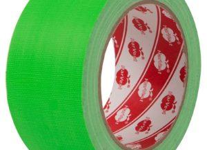 Gaffer Bande de couleur verte -48mm * 25M