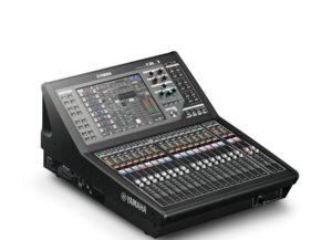 QL1 Yamaha Console Audio Numérique 16 +2 Faders AoIP DANTE