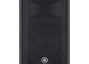DBR10 Yamaha Enceinte Amplifiée 2 Voies