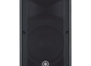 DBR12 Yamaha Enceinte Amplifiée 2 Voies
