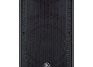 DBR15 Yamaha Enceinte Amplifiée 2 Voies