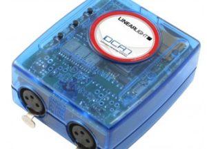 DCA7 DMX 512 Boitier Autonome USB 2 Univers LinearLight