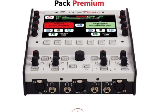 ScoopTeam AETA – Pack Premium