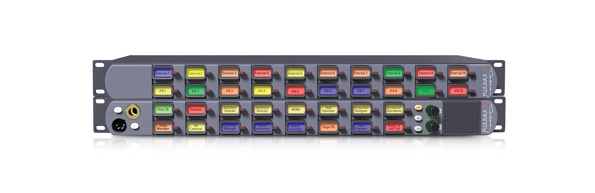 Système d'Intercom Telos Infinity