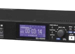 Enregistreur Tascam SS-R200