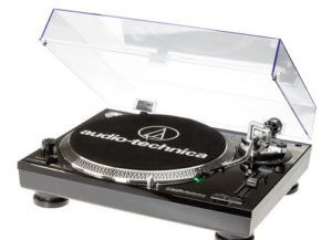 Platine Vinyle Audio-Technica AT-LP120-USBHC
