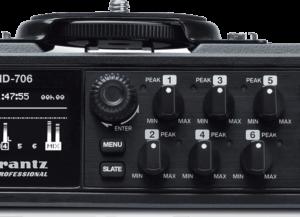 PMD706 Enregistreur 6 canaux Marantz Pro