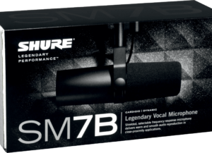 SM7B Micro Shure