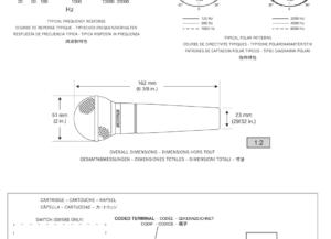 SM58 Micro Shure