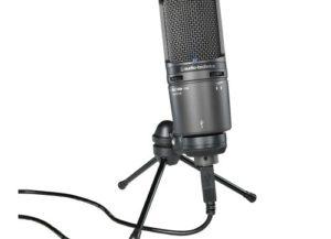 AT2020USB+ Micro Audio-Technica