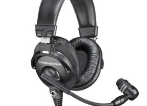 Micro casque Audio-Technica BPHS1