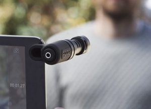 VideoMic Me Micro Rode directionnel pour smartphones