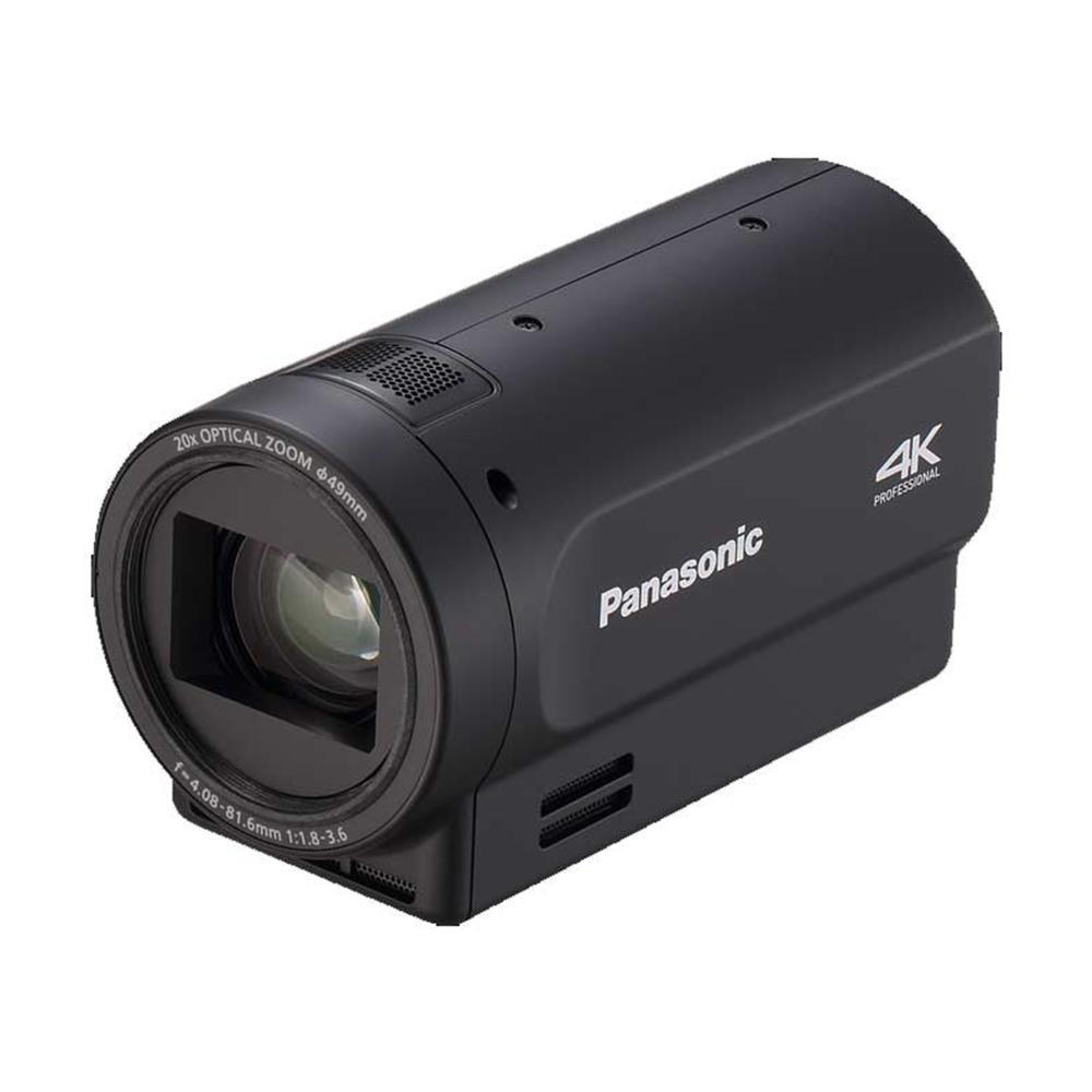 AG-UCK20 & AG-UMR20 Panasonic – Povcam – caméra Paluche 4K