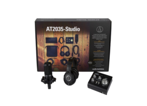 AT 2035 Studio Bundle Audio-technica