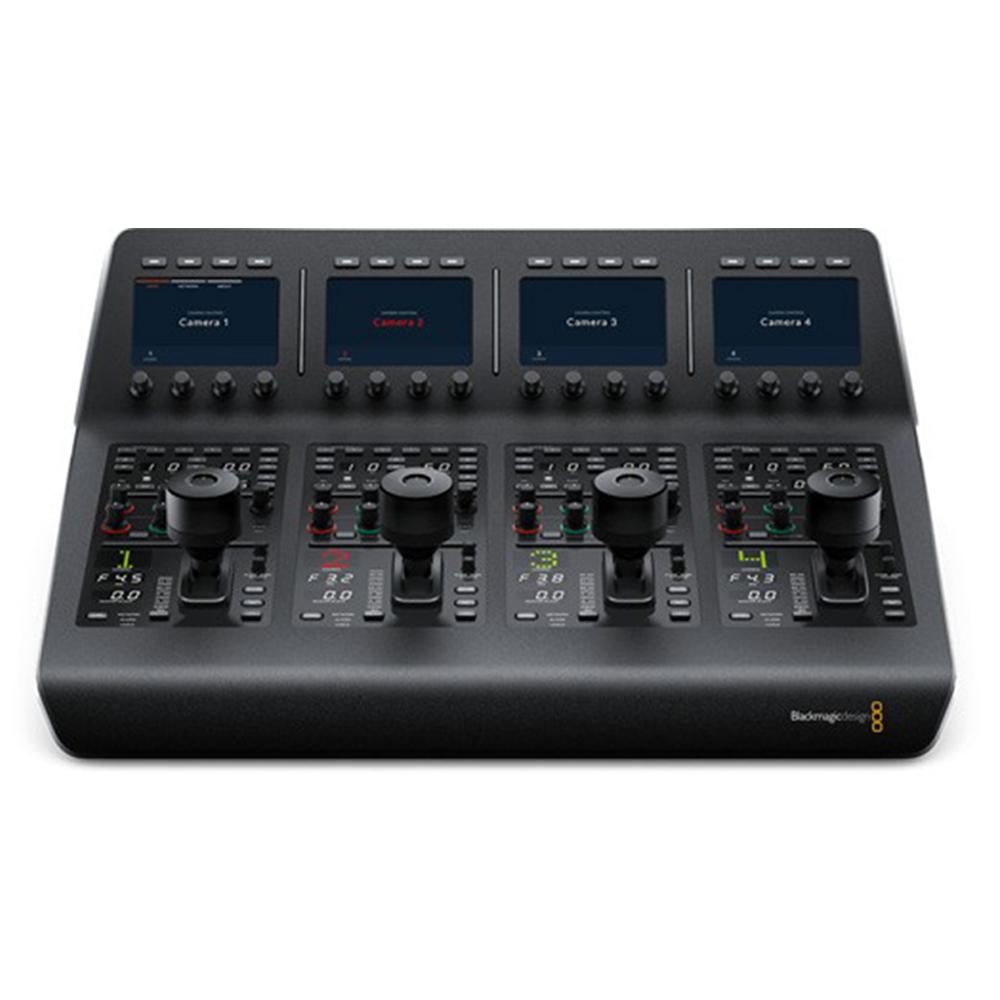 ATEM Camera control panel Commande vidéo Blackmagic Design