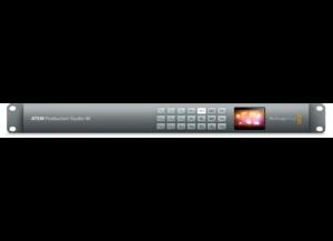 ATEM production studio 4K Mélangeur video Blackmagic Design